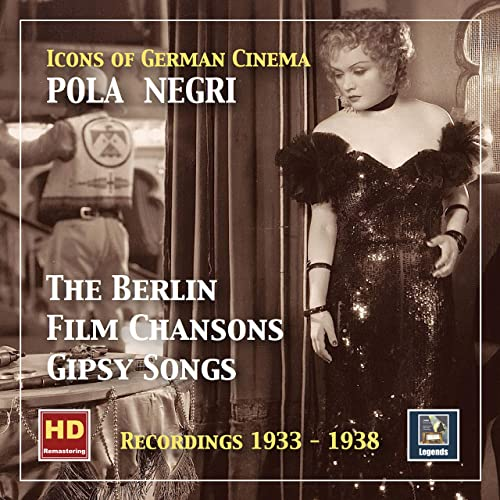 Icons of German Cinema: Pola Negri (Remastered 2018) by Pola Negri