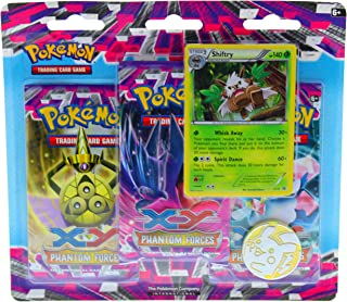 Pokemon Blister Pack, XY Phantom Forces Shiftry