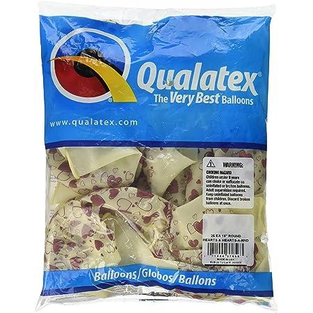 "Qualatex 18/"" Latex Stuffing Balloons x 5 You Choose The Design"