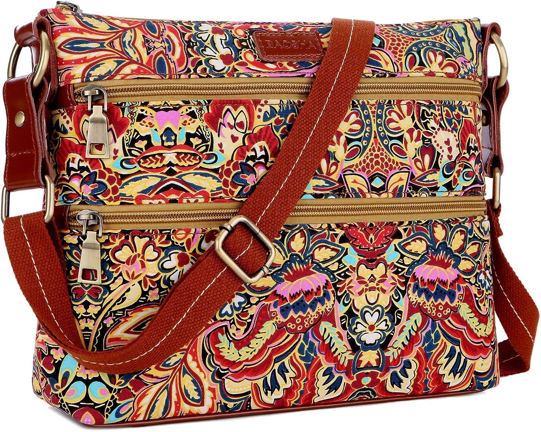 BAOSHA TB-04 Crossbody Purse Bag Large special price mess Satchel Fashion Women Shoulder