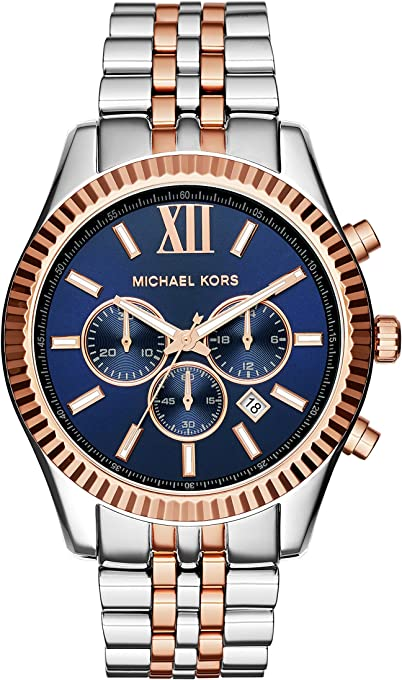 Michael Kors Women's Two Tone Lexington Watch