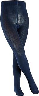ESPRIT Strumpfhose Foot Logo Baumwolle Kinder schwarz weiß viele weitere Farben verstärkte Kinderstrumpfhose ohne Muster blickdicht Baumwollstrumpfhose einfarbig 1 Stück