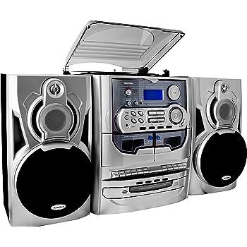 Karcher KA 350 - Minicadena (espacio para 3 CD, reproductor de ...
