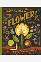 What's Inside A Flower?: And Other Questions About Science & Nature Kindle Edition