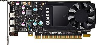 HP - Tarjeta gráfica (2 GB, GDDR5, 64 bit, 5120 x 2880 Pixeles, PCI Express 3.0)