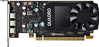 HP 1ME43AA Nvidia Quadro P400 - Graphics Card - Quadro P400 - 2 GB GDDR5 - PCIe 3.0 X16 Low Profile - 3 X Mini DisplayPort - for Workstation Z240 (SFF)