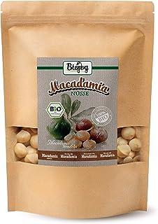 Biojoy BIO-macadamianoten, rauw, ongeroosterd en ongezouten (1 kg)