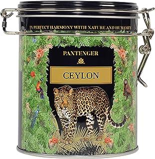 Pantenger Ceylon Loose Leaf Tea. 3.5 Ounce (50 Servings). Organic Black Tea Loose Leaf from Dimbula, Sri La...