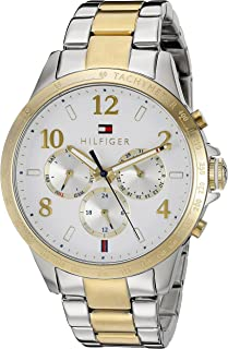 Tommy Hilfiger Ladies Watch Dani Chronograph Analog Casual Quartz Watch 1781644