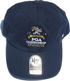 AHEAD PGA Championship 100TH Anniversary Golf HAT Navy Blue