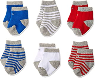 Calvin Klein Baby Infants Boys Sock Set