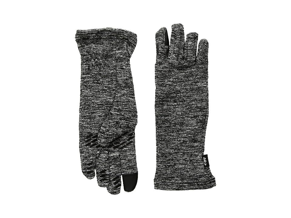 Outdoor Research Kids Melody Sensor Gloves (Big Kids) (Black) Ski Gloves