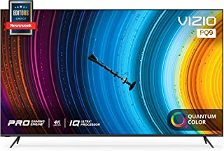 VIZIO 75 inch 4K Smart TV, P-Series Quantum UHD LED HDR Television with Apple AirPlay and Chromecast Built-in