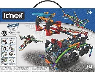 K'nex Intermediate 60 Model Building Set - 398 Parts - Ages 7 & Up - Creative Building Toy