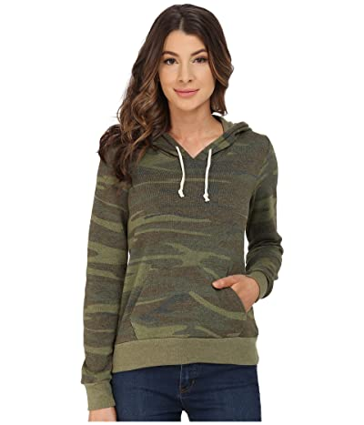 Alternative Athletics Printed Hoodie (Camo) Women