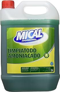Mical Profesional Limpiatodo Amoniacado Eficaz Contra La