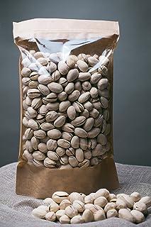 Nueces de pistacho tostadas y ligeramente saladas, en cáscara (700gr)