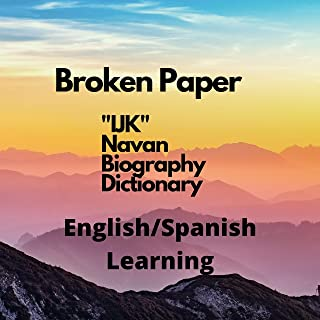 "Learn English/Spanish ""IJK"" Dictionary Story"