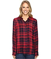 Lucky Brand - Back Overlay Shirt