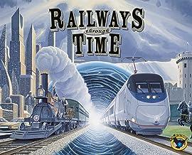 Eagle-Gryphon Games EAG01264 Railways Through Time Collectible Card Game