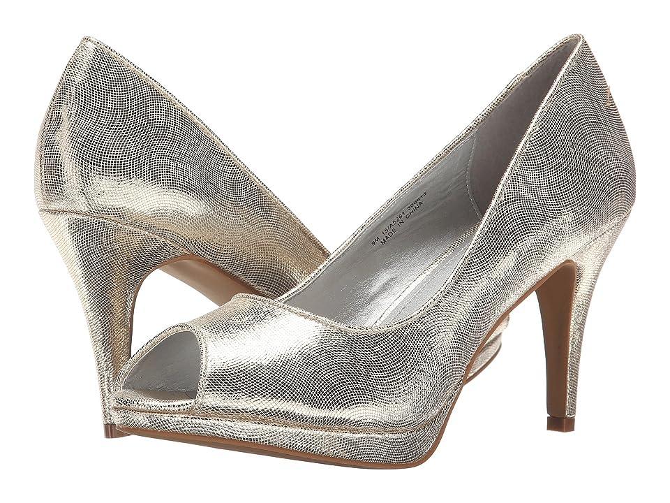 Amiana 15-A5261 (Big Kid/Adult) (Gold Scored Metallic) Girls Shoes