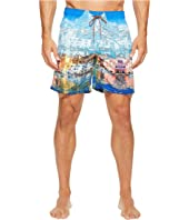 BUGATCHI - Venice Swim Trunks
