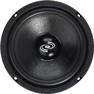 6.5 Inch Car Midbass Woofer - 250 Watt High Powered Car Audio Sound Component Speaker System w/High-Temperature Aluminum V...