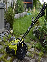 Ryobi 16 in ONE 18 Volt Lithium ion Hybrid Cordless or Corded Lawn Mower