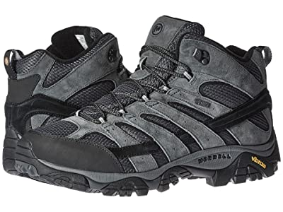 Merrell Moab 2 Mid Waterproof (Granite) Men