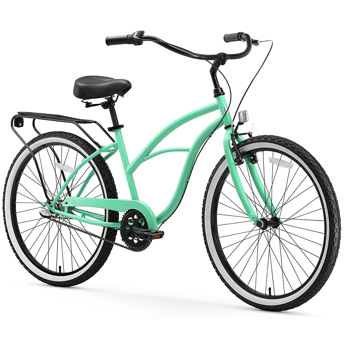 sixthreezero Around the Block Women's Cruiser Bike (24-Inch & 26-Inch)