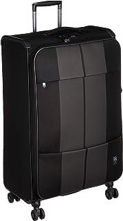 [サンコー] スーツケース ソフト Finoxy-ZERO エキスパンド機能付き 消音/静音キャスターFNZR-72 80L 72 cm 3.1kg