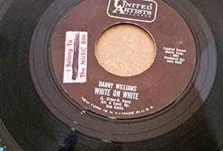 45vinylrecord White On White/The Comedy Is Ended (7
