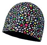 Buff Kinder Microfiber und Polar Hat Mütze, Atzare Black, One Size