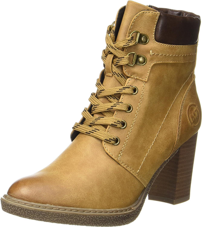 Marco Tozzi 25217 Damen Combat Stiefel