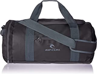 Rip Curl Men's Midsize Packable 35L Duffle Bag Mesh Black