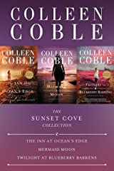 The Sunset Cove Collection: The Inn at Ocean's Edge, Mermaid Moon, Twilight at Blueberry Barrens (A Sunset Cove Novel) Kindle Edition