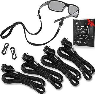 Eye Glasses String Holder Strap - Eyeglass Straps Cords for Men Women - Eyeglass Holders Around Neck - Sunglasses String C...