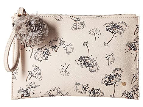 Bloom Pouch, Ivory