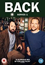 Mitchell and Webb's Back series 1 UK region 2 PAL Format