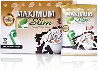 Premium Organic Instant Cocoa. Most Effective Formula for Weight Loss, Fat Burn, and Detox. - Includes Green Coffee Bean E...