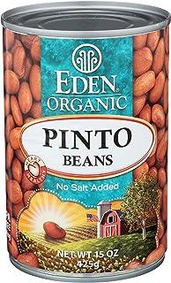 Eden Foods Organic Pinto Beans, 15 oz