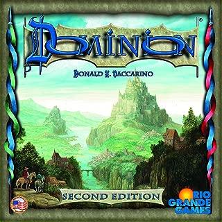ドミニオン第2版 (Dominion: 2nd Edition) カードゲーム