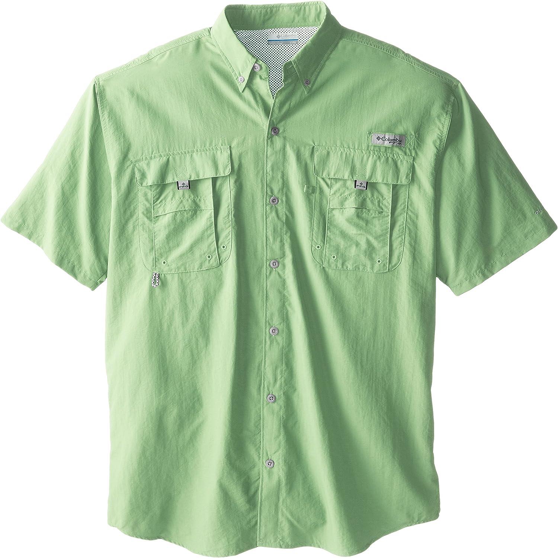 ea1e3ef4 Columbia Men's Big-Tall II Short Sleeve Shirt, Key West, 3XT Bahama  Sportswear nzyify4252-Sporting goods