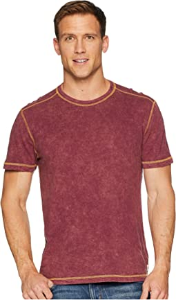 Snapper Rock Short Sleeve Crew Neck T-Shirt