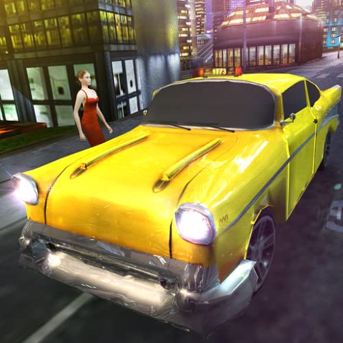 Free Taxi Sims 2017
