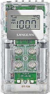 Sangean DT-120CL A/M / FM Pocket Receiver