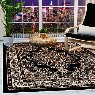 Best black oriental area rugs Reviews