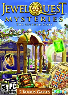 Jewel Quest Mysteries The Seventh Gate - PC
