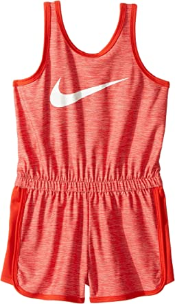 Dri-Fit Sport Essentials Romper (Little Kids)