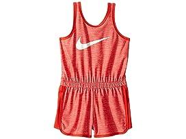 d7bebb95a4fe Nike Kids Dri-Fit Sport Essentials Romper (Little Kids)